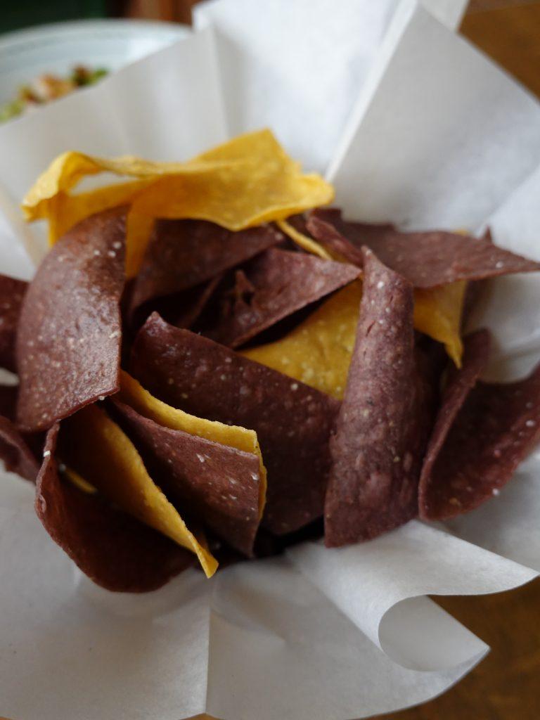 Pico De Gallo Tortilla Chips 2 | Junglebird 2.0 Food | Food For Thought