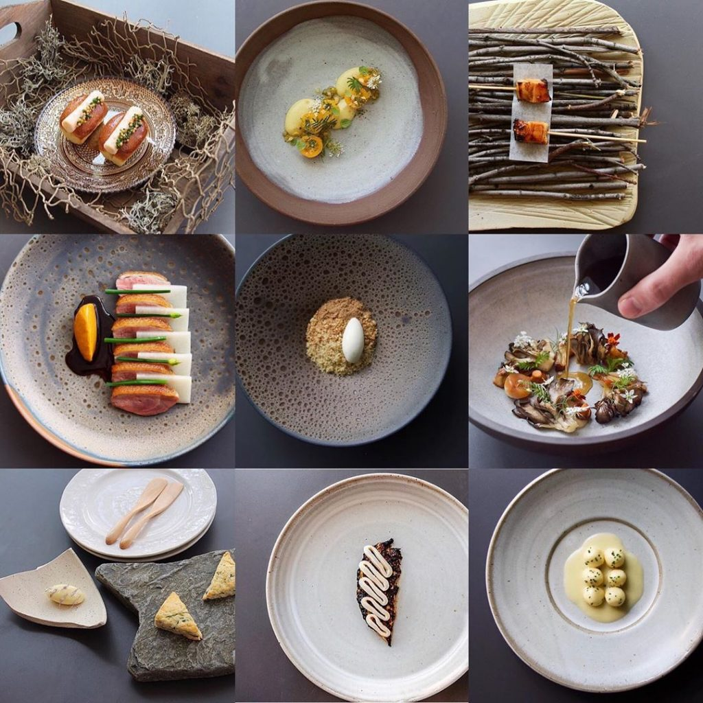 Plating   Sean MacDonald   Est Restaurant   Food For Thought