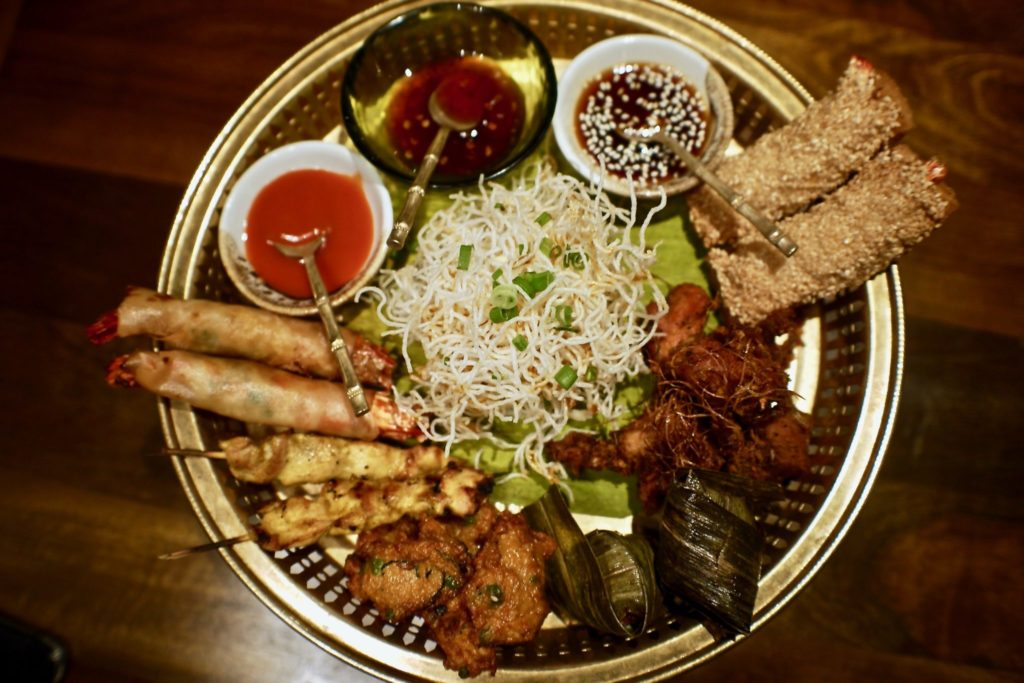 Play Thaim Platter | Ekkamai | Food For Thought