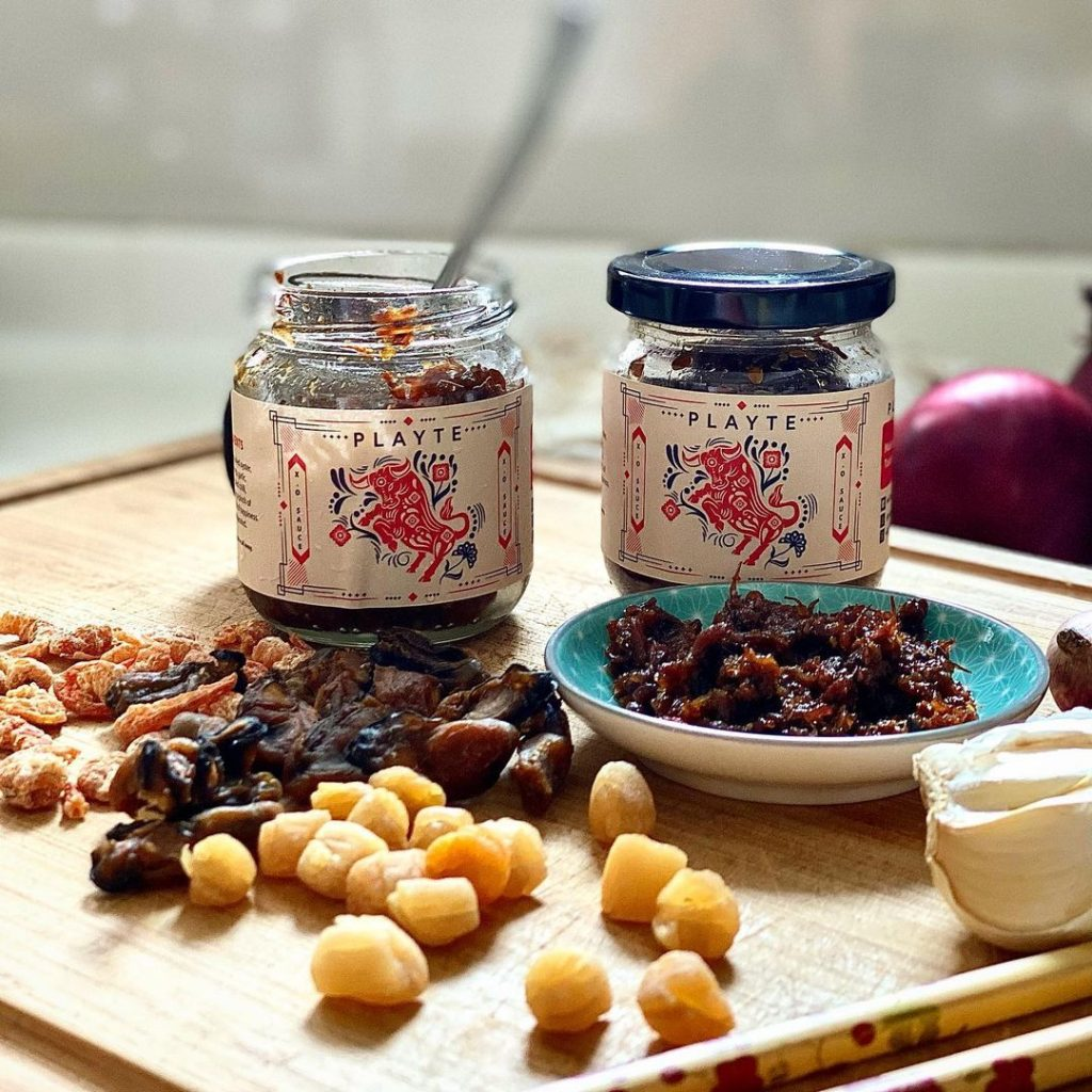 Playte XO Sauce | The Year Of The Metal Ox - 12 Luxurious Offerings To Celebrate The Lunar New Year | Food For Thought