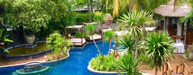 Lagoon Pool | Villa Samadhi | Food For Thought