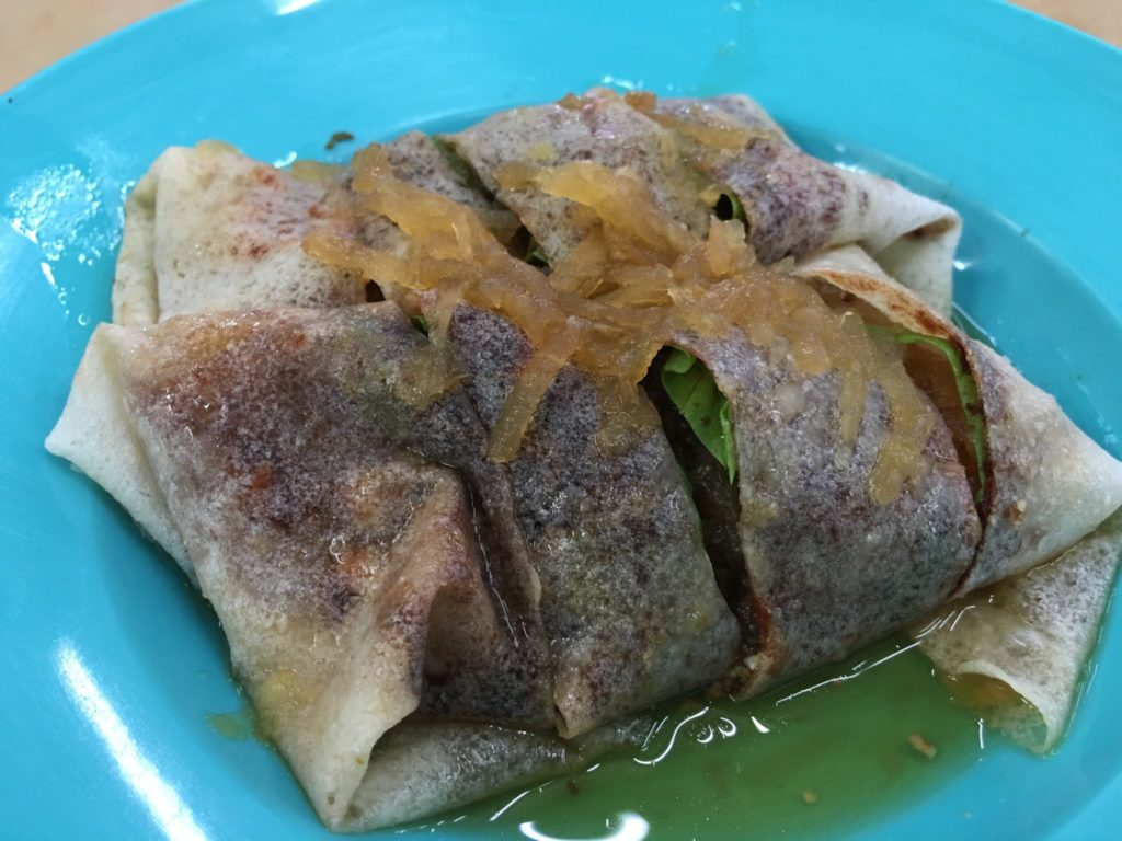 Best Popiah in Penang | Penang Food Guide | Food For Thought