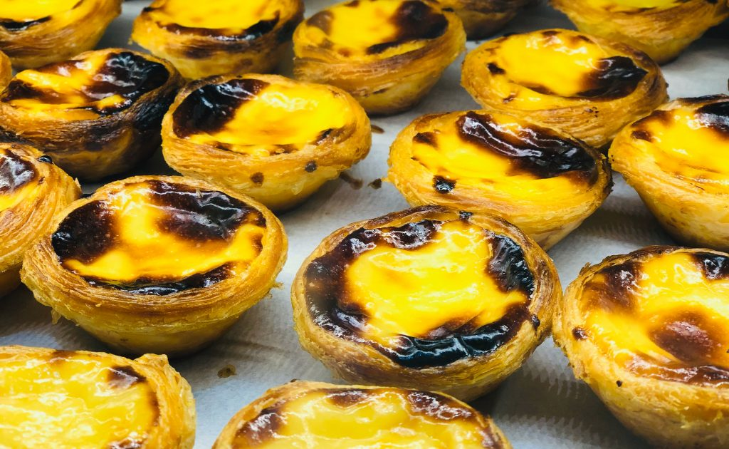 Portuguese Tarts   Dough You Know The Difference Malaysian Pastries   Food For Thought
