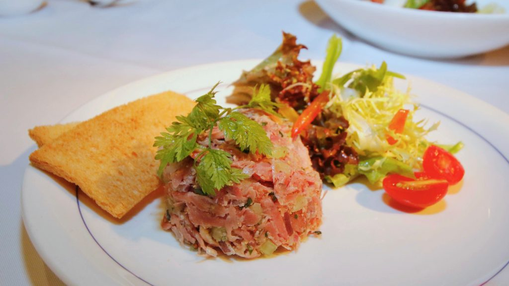 Potted Ham Hock & Toast | Jimmy's Kitchen | Hong Kong | Food For Thought