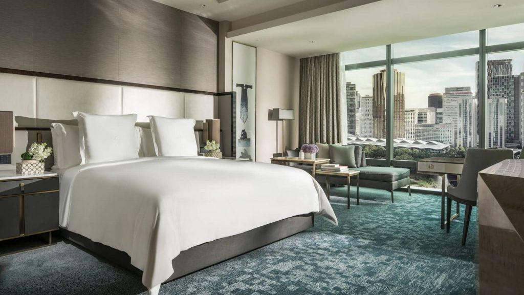 Premier Park View Room | Four Seasons Kuala Lumpur | Food For Thought