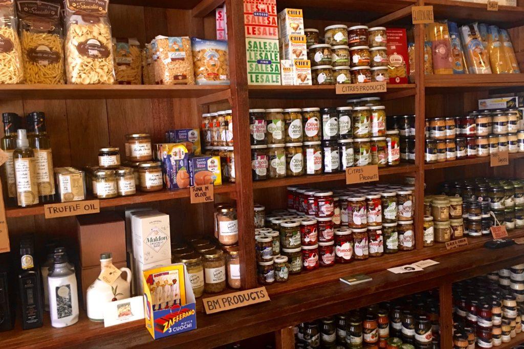 Preserves | Bottega Medditerreana | Food For Thought
