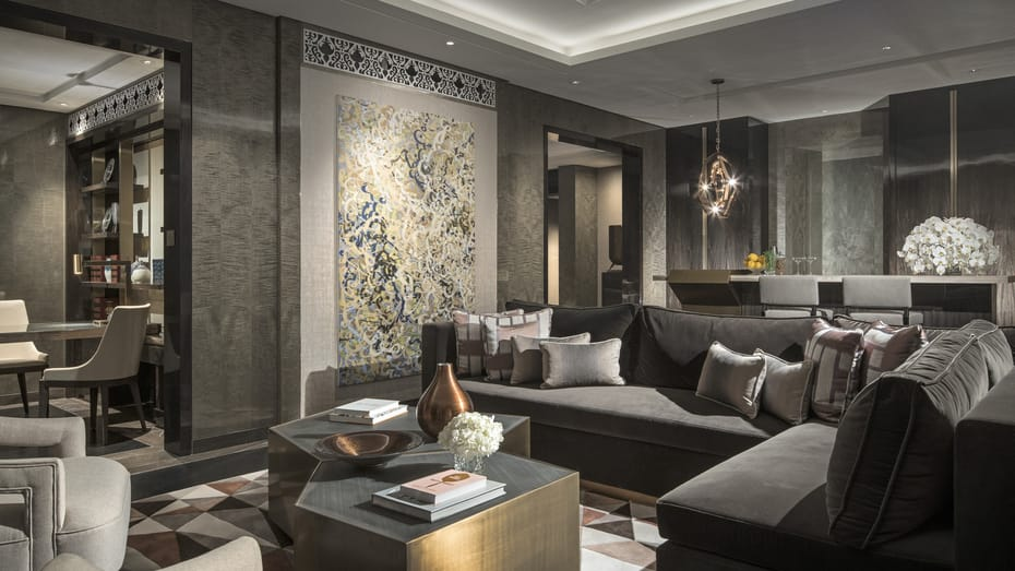 Presidential Suite | Four Seasons Kuala Lumpur | Food For Thought