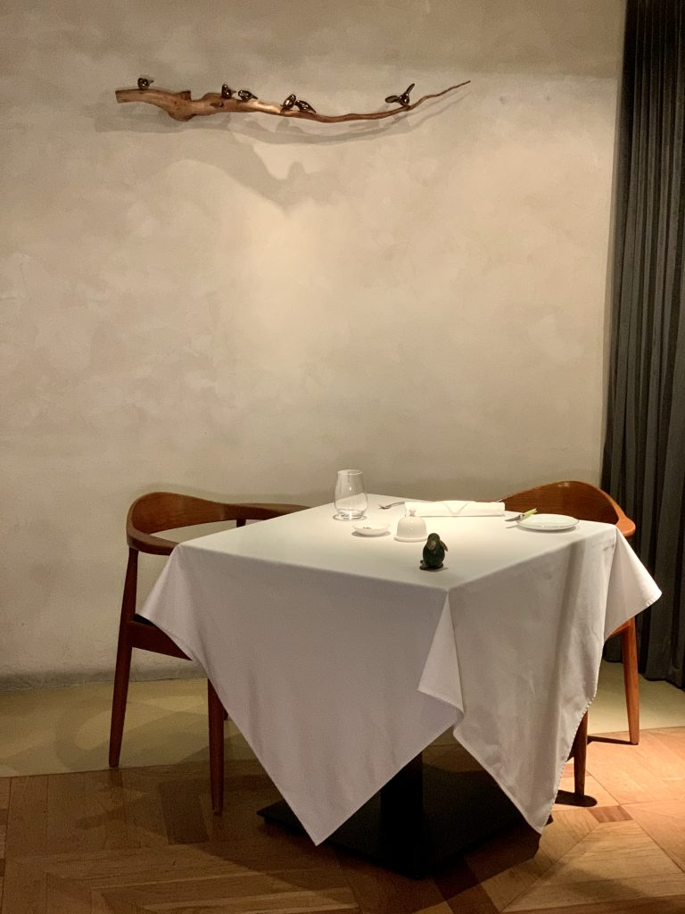 Private Dining | DC Restaurant Dom Perignon Pairing | Food For Thought