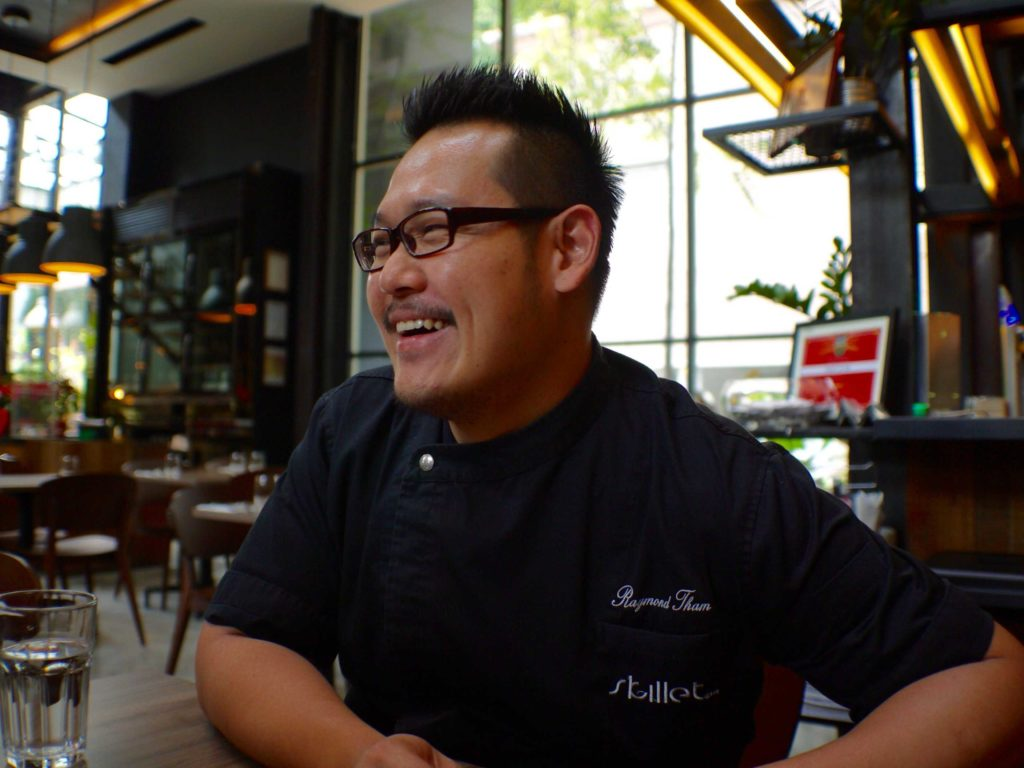 Raymond Tham | Skillet at 163 | Food For Thought