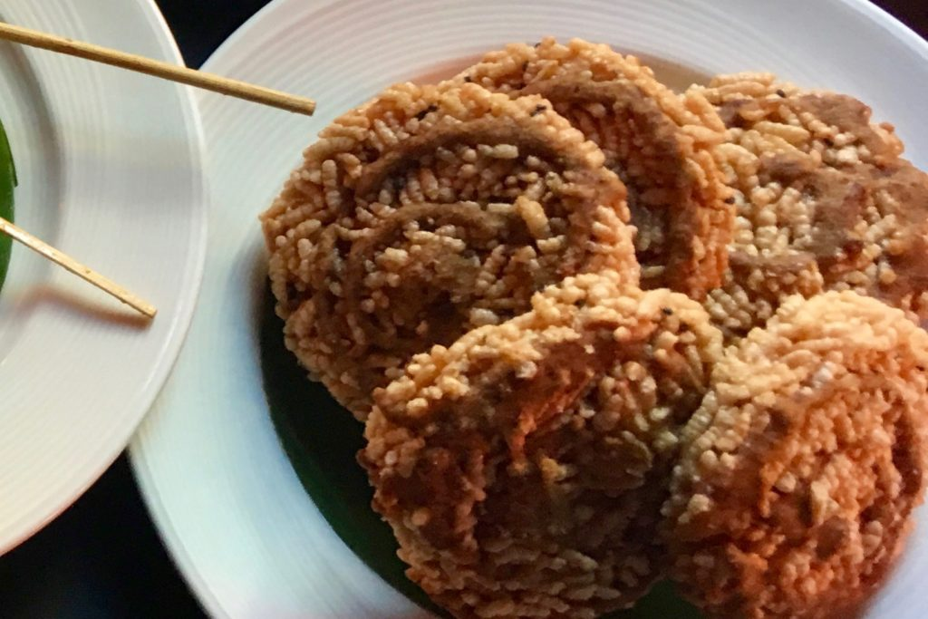 Rice Crackers | Chiang Mai Street Food | Food For Thought