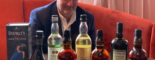 The Sagacity of Richard Seale of Foursquare Rum Distillery
