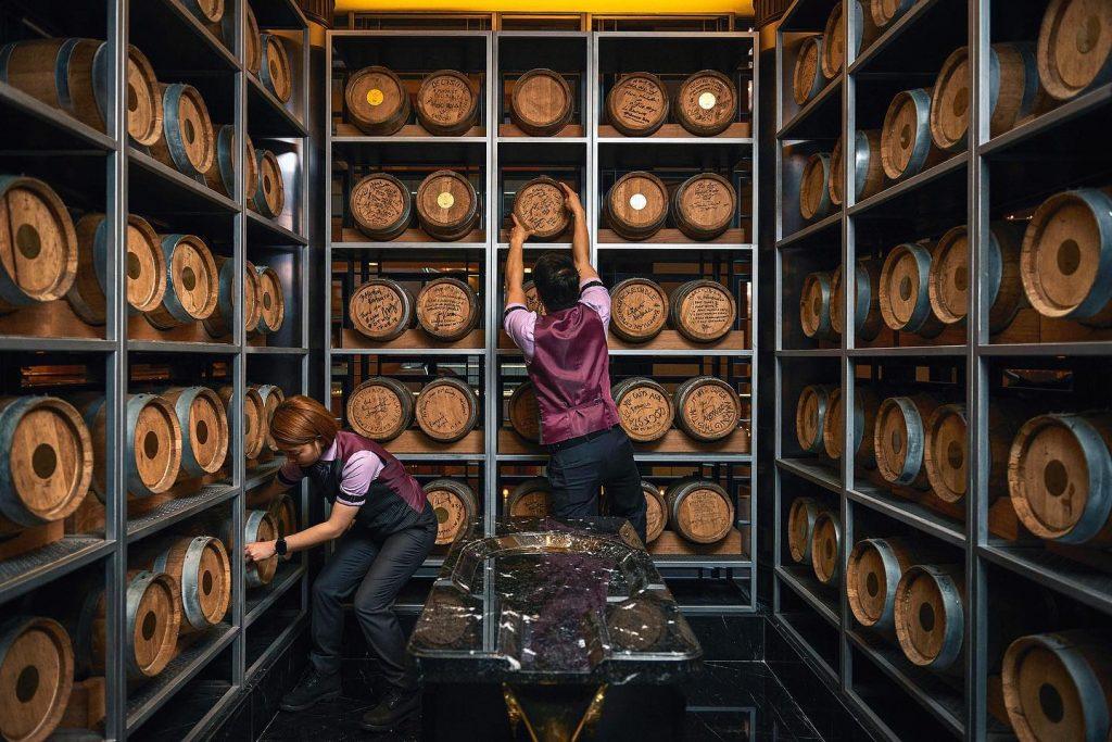 Rickhouse | Manhattan | Michter's Art of Hospitality Award | Asia's 50 Best Bars 2020 | Food For Thought