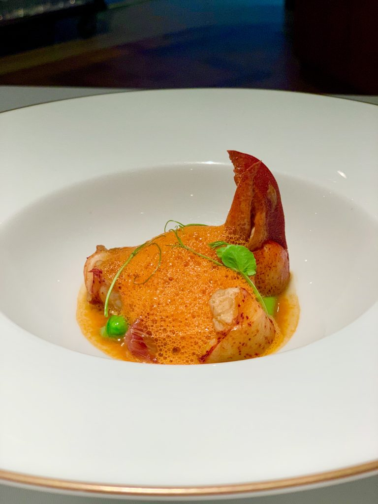 Rock Lobster   DC Seasonal May 2020 Menu   DC Restaurant   Food For Thought