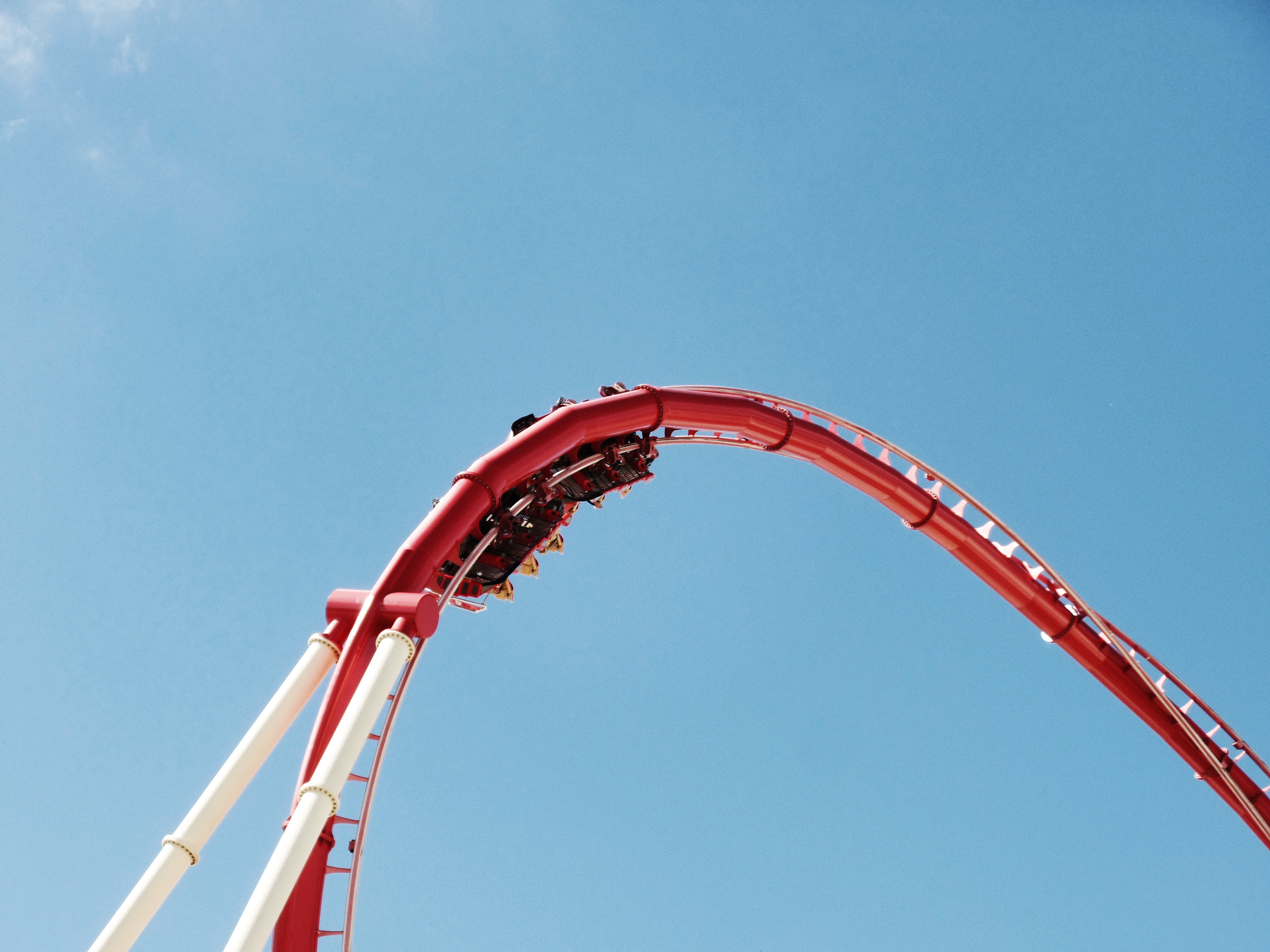 Roller Coaster | Things to do in Genting Highlands | Food For Thought
