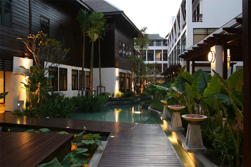 Rooms | RarinJinda Wellness Spa Resort