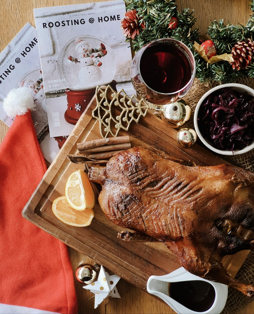 Roost   12 Days Of Christmas   Food For Thought