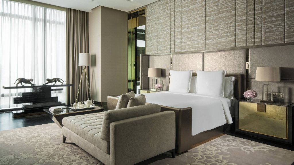 Royal Suite | Four Seasons Kuala Lumpur | Food For Thought