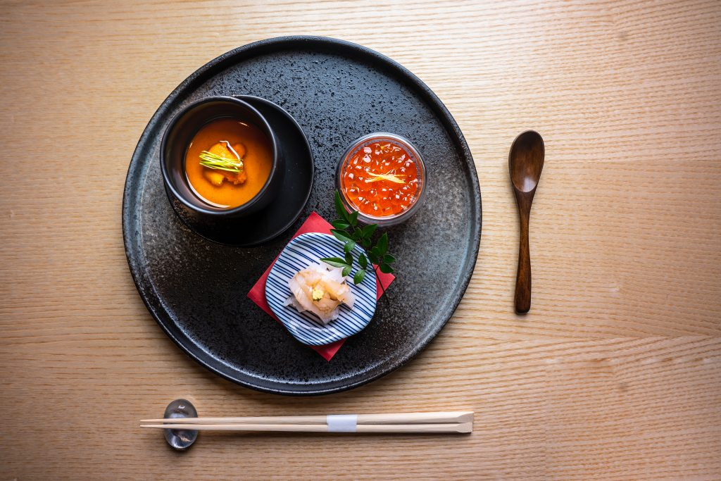 Sakizuke | Tenmasa | Food For Thought