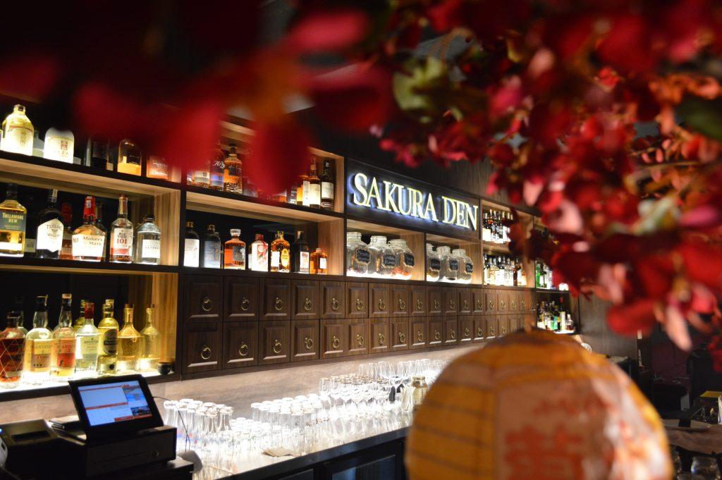 Sakura Bar | Sakura Den | Food For Thought
