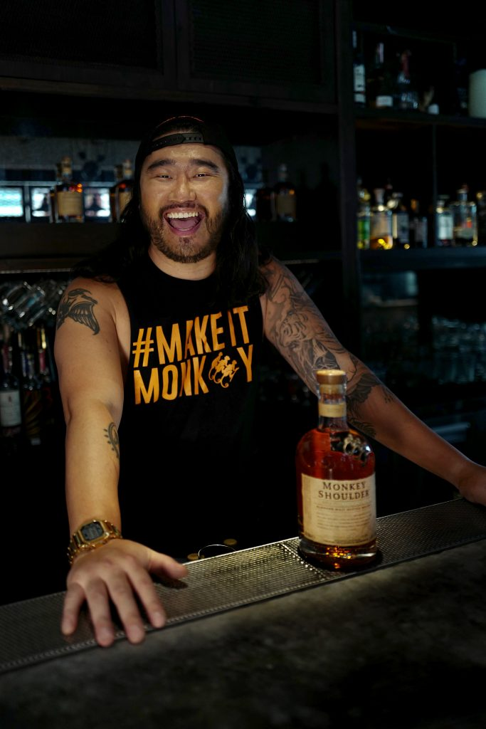 Samuel Ng, Brand Ambassador, Monkey Shoulder SEA (2) | Food For Thought