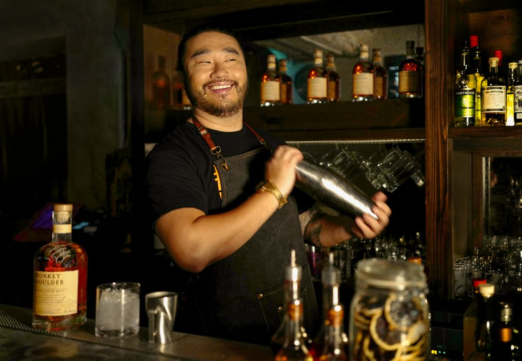 Samuel Ng, Brand Ambassador, Monkey Shoulder SEA (3) | Food For Thought
