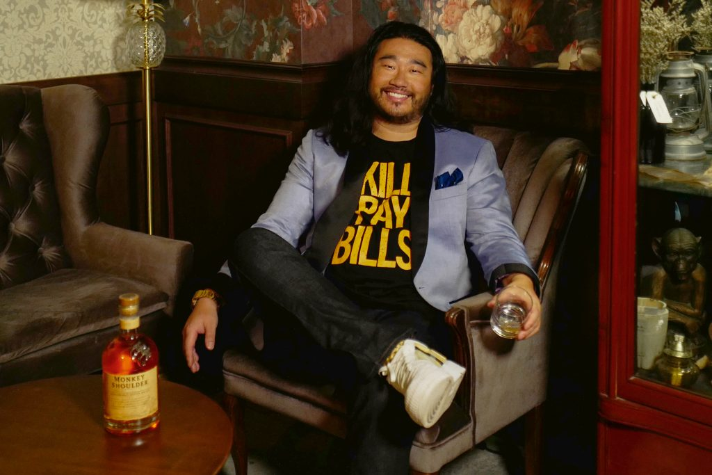 Samuel Ng, Brand Ambassador, Monkey Shoulder SEA | Food For Thought