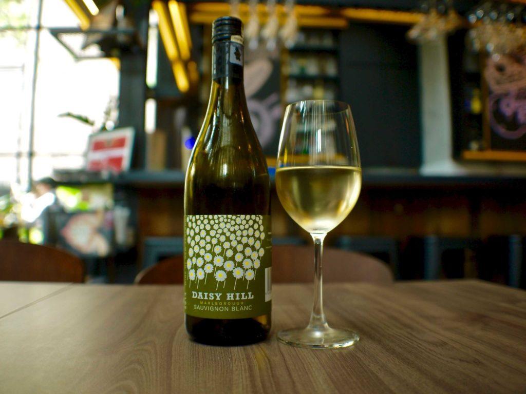 Sauvignon Blanc, Daisy Hill, Marlborough 2013| Skillet at 163 | Food For Thought