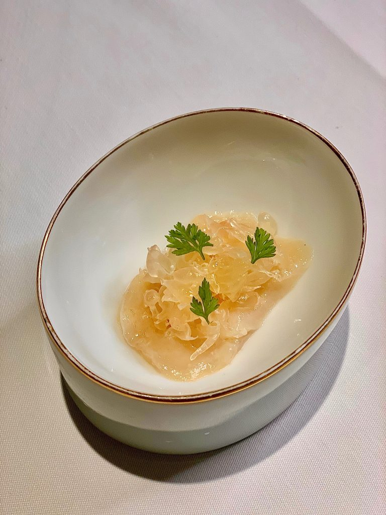 Scallops & Pomelo | DC Seasonal May 2020 Menu | DC Restaurant | Food For Thought
