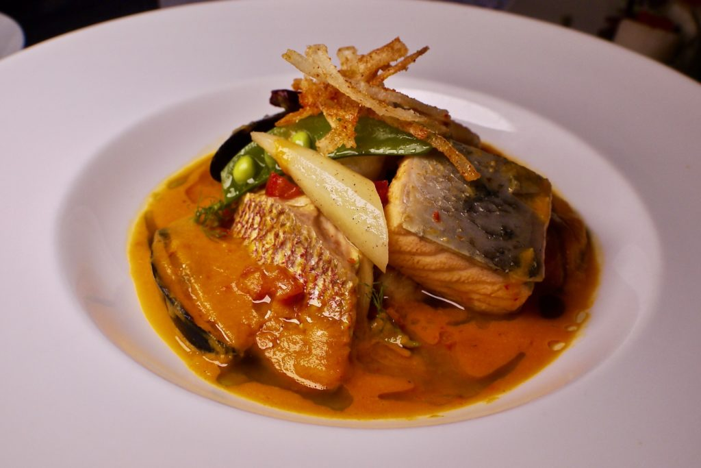 Seafood Tomato Bouillabaisse | Samplings on the 14th | Food For Thought
