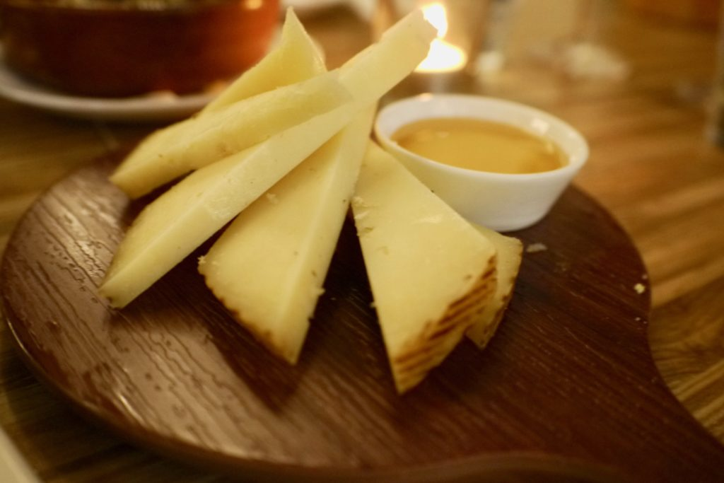 Semi-cured Manchego Cheese | Sapore | Food For Thought