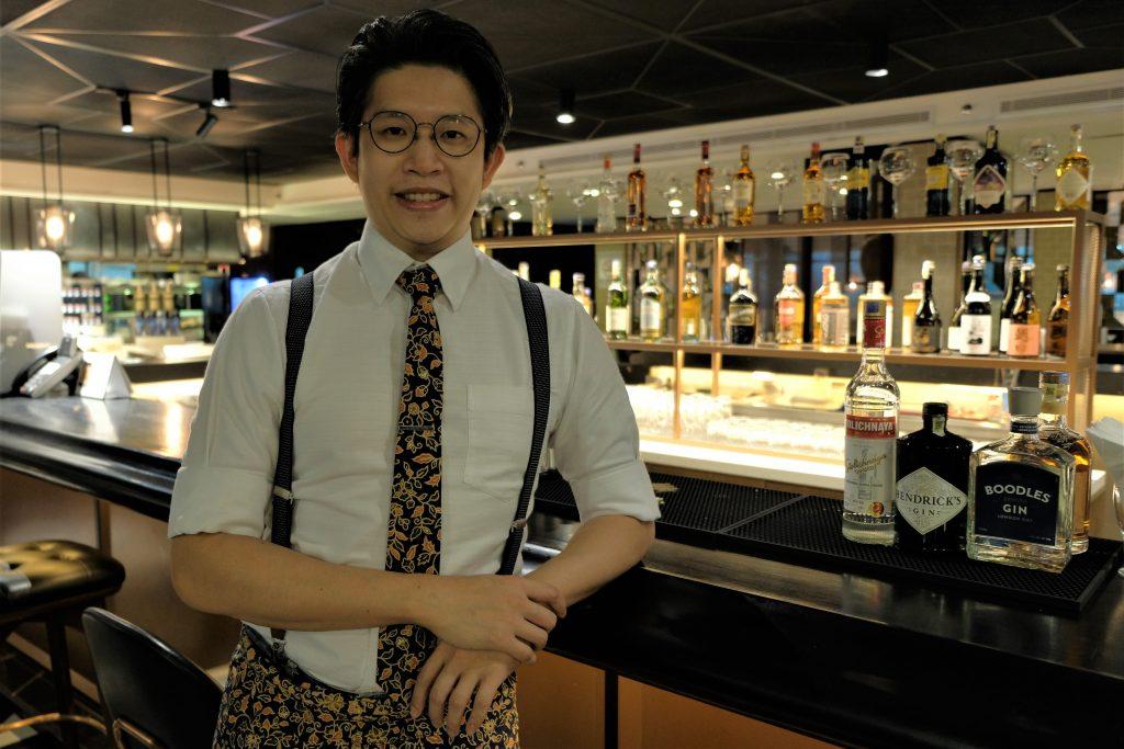 Shawn Chong, Founder of the Mizukami Collective | Mizukami Highball | Food For Thought