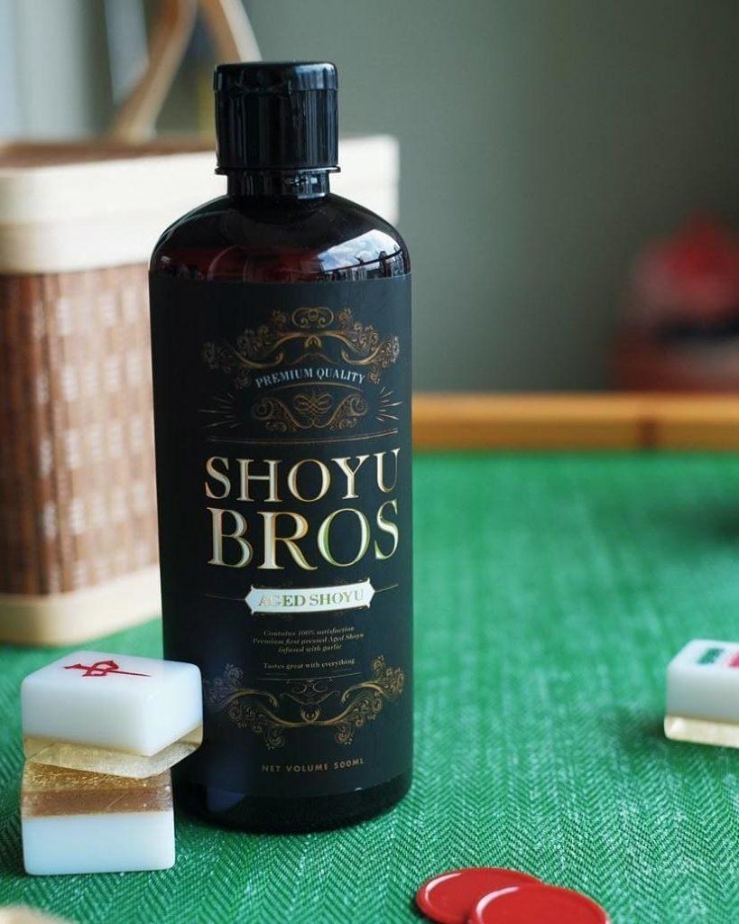 Shoyu Bros Soy Sauce