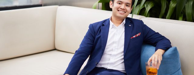 Siew Han Jun - Liquid Manager | Siew Han Jun, Liquid Manager of WET Deck | Food For Thought