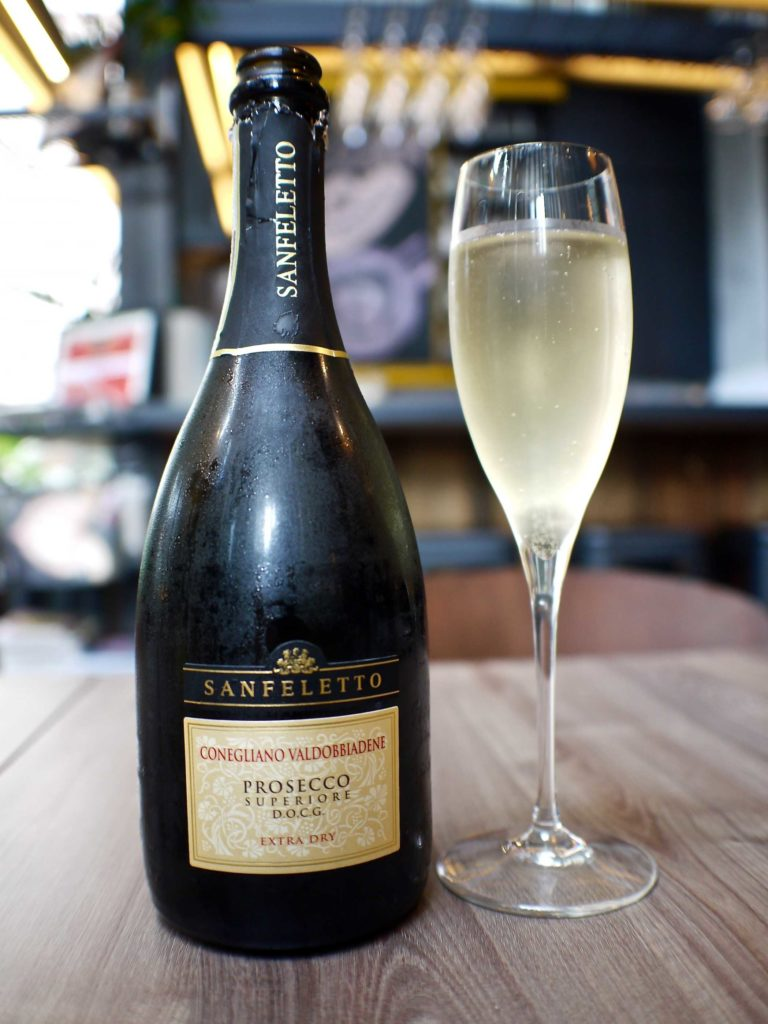 Prosecco | Skillet at 163 | Food For Thought