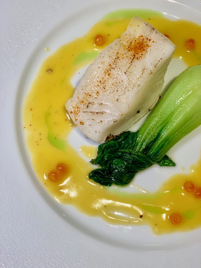 Skrei Cod | Sabayon by EQ | Food For Thought