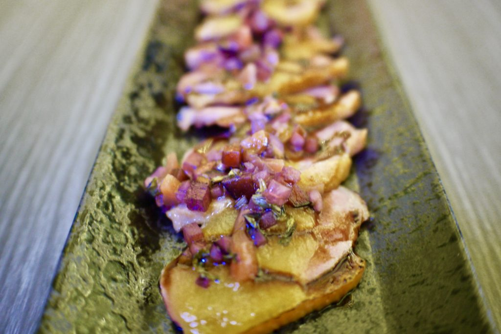 Smoked Plume and Plum | Knowhere Bangsar | Food For Thought