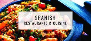 Spanish Restaurants & Cuisine