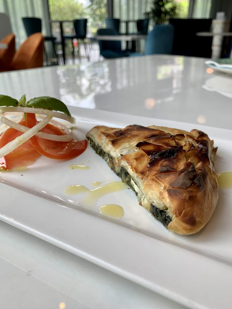 Spinakopita | Sossolino | Food For Thought