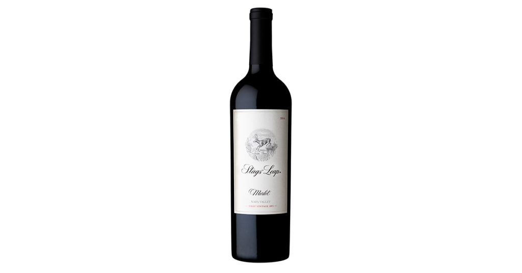 Stag's Leap Wine Cellars 2014 Napa Valley Merlot | Treasury Wine Estates | Food For Thought