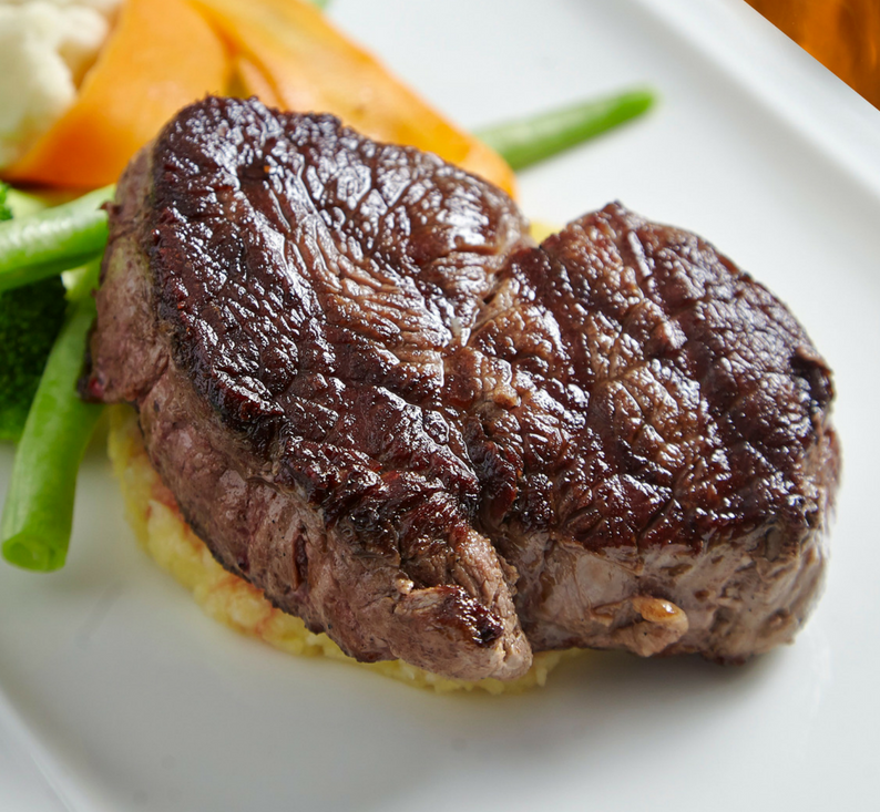 Steak On Fire | Meatology | Food For Thought