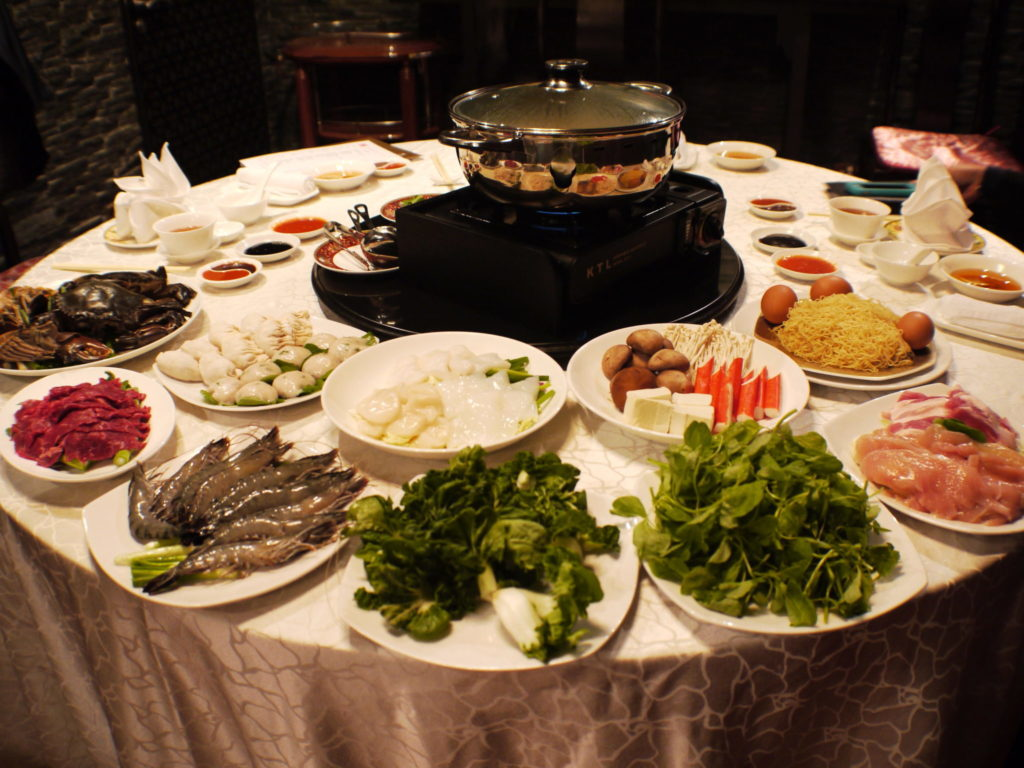 Steamboat Spread - Lai Ching Yuen - Food For Thought