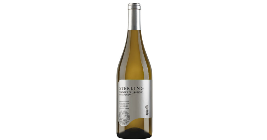 Sterling Vineyard Vintner Collection 2015 Chardonnay | Treasury Wine Estates | Food For Thought