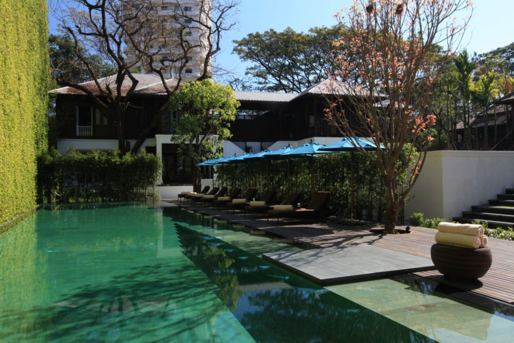 Swimming Pool | 137 Pillars House | Food For Thought