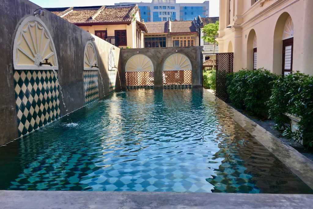 Swimming Pool | Mansion Room | Jawi Peranakan Mansion | Food For Thought
