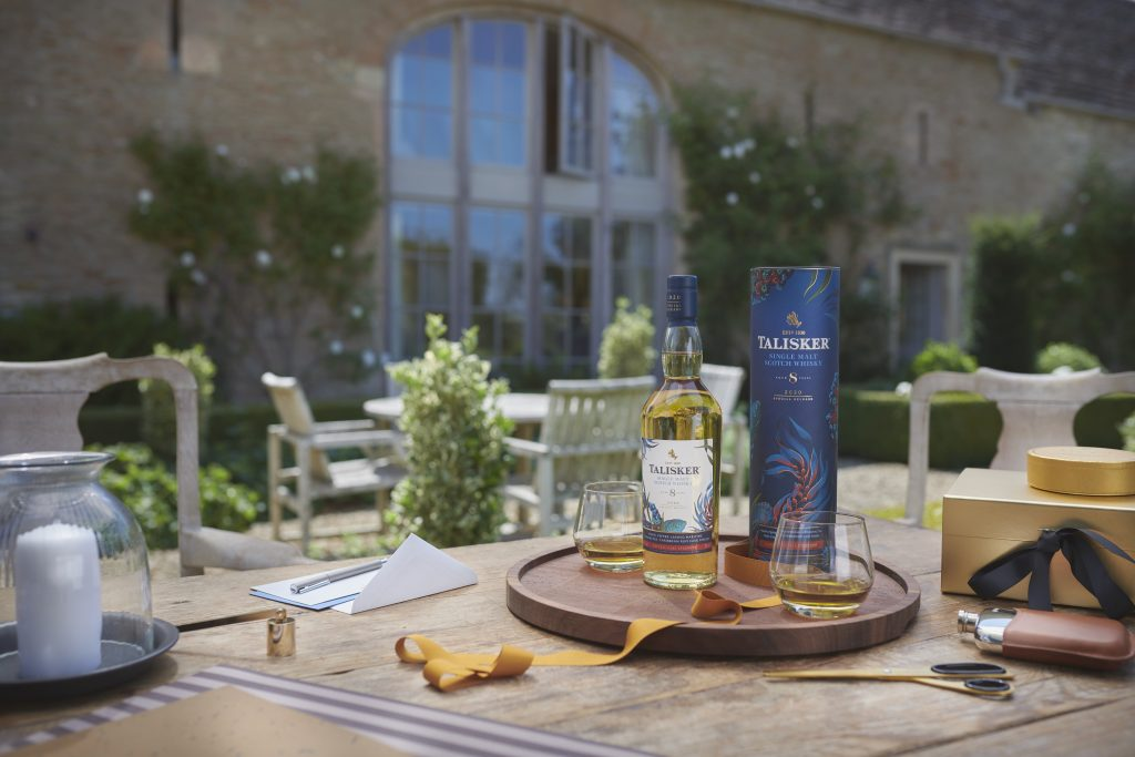 Talisker 8 Years Old | Rare By Nature - Diageo 2020 Special Release | Food For Thought