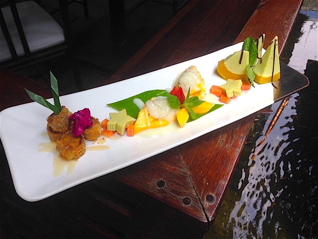 Tamarind Platter Dessert - Tamarind Hill - Food For Thought
