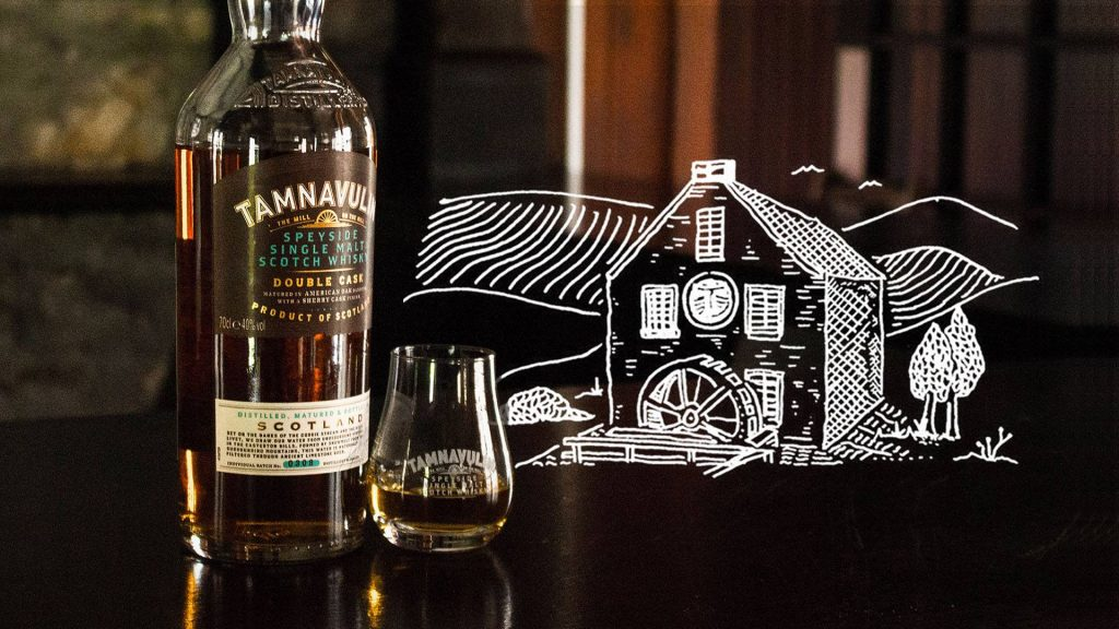 Tamnavulin Double Cask 1   Tamnavulin Distillery   Food For Thought