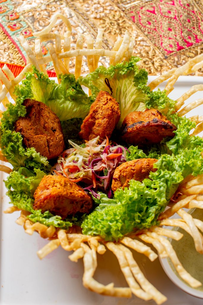 Tandoori Momos | Cholas By WTF | Food For Thought