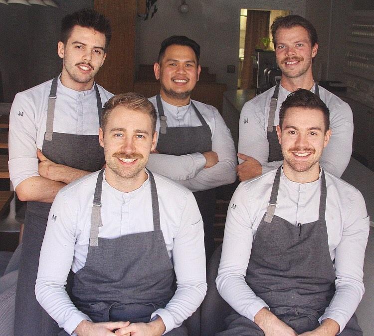 Team   Sean MacDonald   Est Restaurant   Food For Thought