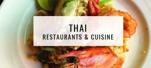 Thai Restaurants & Cuisine
